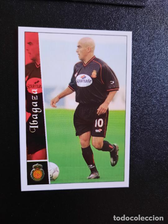IBAGAZA MALLORCA MUNDICROMO FICHAS 2002 2003 CROMO FUTBOL LIGA 02 03 - 420 (Coleccionismo Deportivo - Álbumes y Cromos de Deportes - Cromos de Fútbol)