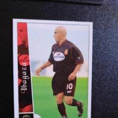 Cromos de Fútbol: IBAGAZA MALLORCA MUNDICROMO FICHAS 2002 2003 CROMO FUTBOL LIGA 02 03 - 420. Lote 289592978