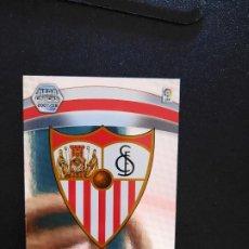 Cromos de Fútbol: ESCUDO SEVILLA PANINI MEGACRACKS 07 08 CROMO FUTBOL LIGA 2007 2008 - A51 - 271. Lote 289829478