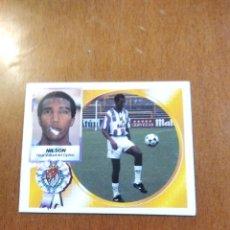 Cromos de Fútbol: NILSON COLOCA LIGA ESTE 94 95 NUNCA PEGADO. Lote 289864023