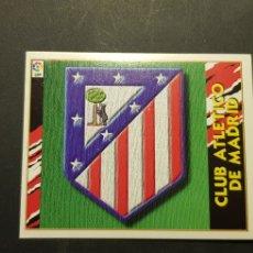 Cromos de Fútbol: ESCUDO DEL ATLETICO DE MADRID ALBUM ESTE LIGA 1997 - 1998 ( 97 - 98 ). Lote 289873163