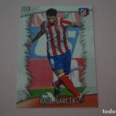 Cromos de Fútbol: TRADING CARD DE FUTBOL RAUL GARCIA DEL ATLETICO DE MADRID Nº 69 LIGA MUNDICROMO 2013-2014/13-14. Lote 290106248