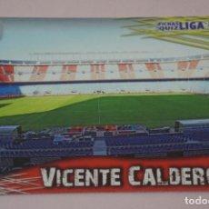 Cromos de Fútbol: TRADING CARD DE FUTBOL ESTADIO DEL ATLETICO DE MADRID Nº 56 LIGA MUNDICROMO 2013-2014/13-14. Lote 290106573