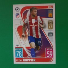 Cromos de Fútbol: 192 TRIPPIER - ATLÉTICO MADRID - TOPPS MATCH ATTAX 21/22 (NUEVO). Lote 290147853