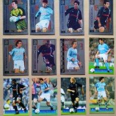 Cromos de Fútbol: LOTE 12 CROMOS CELTA EQUIPO COMPLETO KARPIN MOSTOVOI TOP LIGA 2001 2002 01 02 MUNDICROMO. Lote 290625298