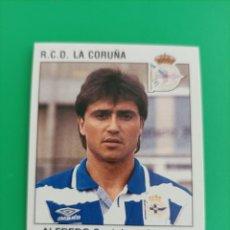 Cromos de Fútbol: CROMO 377 ALFREDO DEPORTIVO CORUÑA FICHAJE LIGA 93 94 PANINI 1993 1994 ESTRELLAS DE LA LIGA NUEVO. Lote 291442093