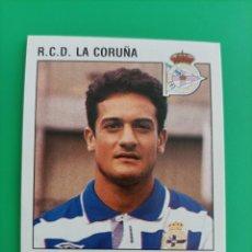 Cromos de Fútbol: CROMO 379 MANJARÍN DEPORTIVO CORUÑA FICHAJE LIGA 93 94 PANINI 1993 1994 ESTRELLAS DE LA LIGA NUEVO. Lote 291442393