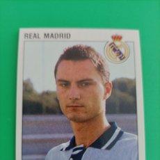 Cromos de Fútbol: CROMO 386 DUVOBSKI REAL MADRID FICHAJE LIGA 93 94 PANINI 1993 1994 ESTRELLAS DE LA LIGA NUEVO. Lote 291443748
