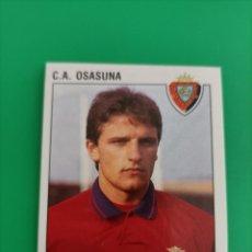 Cromos de Fútbol: CROMO 387 DE QUINTANA OSASUNA FICHAJE LIGA 93 94 PANINI 1993 1994 ESTRELLAS DE LA LIGA NUEVO. Lote 291443938
