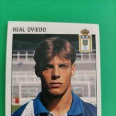 Cromos de Fútbol: CROMO 389 MAQUEDA OVIEDO FICHAJE LIGA 93 94 PANINI 1993 1994 ESTRELLAS DE LA LIGA NUEVO. Lote 291444178