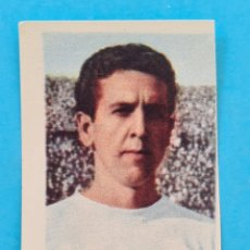 Cromos de Fútbol: RUIZ ROMERO 1958 CAMPEONATOS NACIONALES FUTBOL 1957-58 VALENCIA CROMO Nº 114 SENDRA - NUNCA PEGADO. Lote 293216668