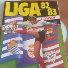 Cromos de Fútbol: ALBUM LIGA ESTE 82 83 VACÍO NO PLANCHA LEER DESCRIPCIÓN. Lote 293344848