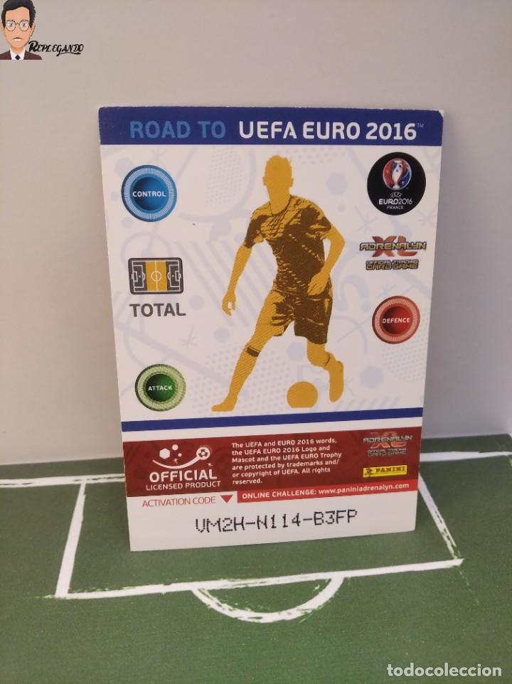 Cromos de Fútbol: VLADIMIR DARIDA Nº 49 (REPUBLICA CHECA) TEAM MATE 2015 PANINI ADRENALYN XL ROAD TO UEFA EURO 2016 - Foto 2 - 293666693