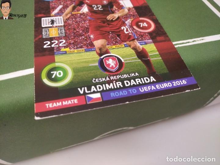 Cromos de Fútbol: VLADIMIR DARIDA Nº 49 (REPUBLICA CHECA) TEAM MATE 2015 PANINI ADRENALYN XL ROAD TO UEFA EURO 2016 - Foto 4 - 293666693