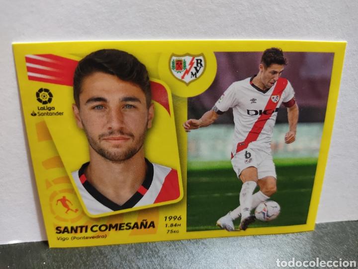 SANTI COMESAÑA LIGA PANINI 21 22 (Coleccionismo Deportivo - Álbumes y Cromos de Deportes - Cromos de Fútbol)