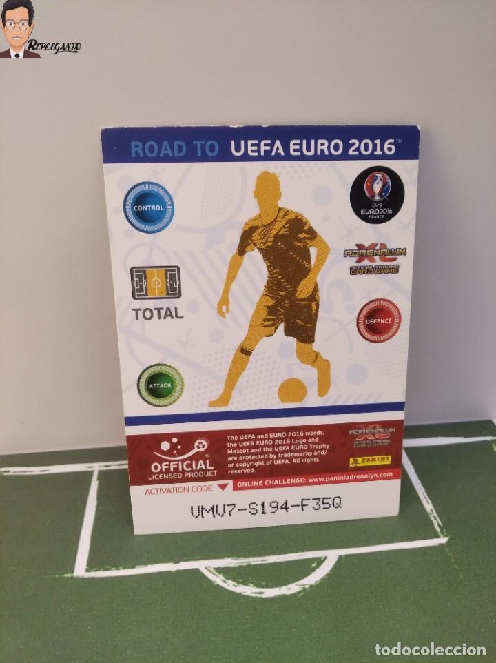 Cromos de Fútbol: PER CILJAN SKJELBRED Nº 131 (NORUEGA) TEAM MATE 2015 PANINI ADRENALYN ROAD TO UEFA EURO 2016 - Foto 2 - 293667163