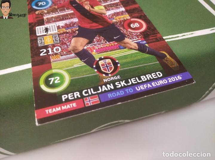 Cromos de Fútbol: PER CILJAN SKJELBRED Nº 131 (NORUEGA) TEAM MATE 2015 PANINI ADRENALYN ROAD TO UEFA EURO 2016 - Foto 4 - 293667163
