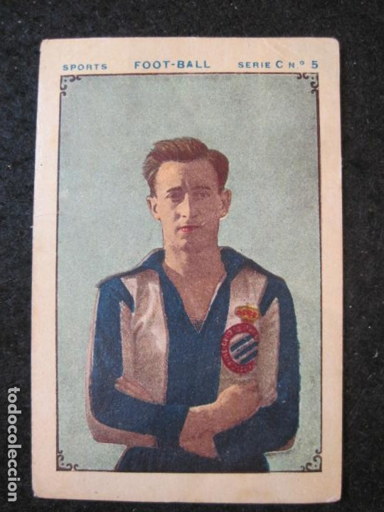 Cromos de Fútbol: ENRIQUE MAIRLOT-RCD ESPAÑOL-CROMO DE FUTBOL-CHOCOLATE JUNCOSA-VER FOTOS-(84.968) - Foto 2 - 293668833