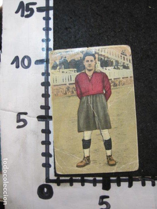 Cromos de Fútbol: TRALLERO-GRANDES JUGADORES-CROMO DE FUTBOL-CHOCOLATE EDUARDO PI-VER FOTOS-(84.969) - Foto 3 - 293668888