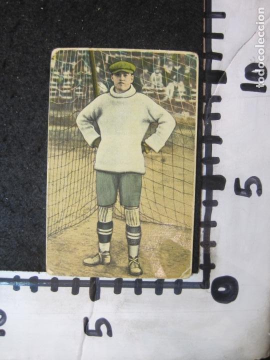 Cromos de Fútbol: ANTONIO ESTRUCH-SABADELL-GRANDES JUGADORES-CROMO DE FUTBOL-CHOCOLATE EDUARDO PI-VER FOTOS-(84.970) - Foto 3 - 293668933