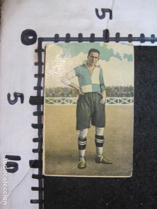 Cromos de Fútbol: JUAN LLUMA-CS SABADELL-GRANDES JUGADORES-CROMO DE FUTBOL-CHOCOLATE EDUARDO PI-VER FOTOS-(84.971) - Foto 3 - 293669018