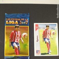Cromos de Fútbol: N° 264 KUN AGÜERO ROOKIE CON SOBRE CERRADO DEL MISMO AÑO 2006/2007. Lote 293882228