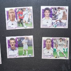 Cromos de Fútbol: LOTE DE CROMOS DEL REAL MADRID TEMPORADA 07-08. Lote 293884763