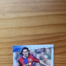 Cromos de Fútbol: CROMO MESSI BARCELONA TEMPORADA 2009. Lote 293885083