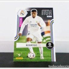 Cromos de Futebol: MEGACRACKS 2021 2022 21 22 PANINI RODRIGO 232 BIS REAL MADRID CARD ALBUM LIGA MEGA CRACKS MGK. Lote 293978873