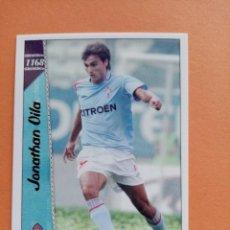 Cromos de Fútbol: Nº 1168 JONATHAN VILLA, R.C. CELTA , +III FICHAS LIGA 2007, 2006 2007, 06/07 PLATINUM MUNDICROMO. Lote 294020508