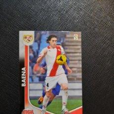 Cromos de Fútbol: BAENA RAYO VALLECANO PANINI MEGACRACKS 14 15 CROMO FUTBOL LIGA 2014 2015 - A54 - 280. Lote 294020613