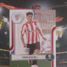 Cromos de Fútbol: VENCEDOR, AT.BILBAO, NÚMERO 30,MEGACRACKS 2021 2022. Lote 294020938