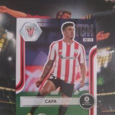 Cromos de Fútbol: CAPA,AT.BILBAO, NÚMERO 22,MEGACRACKS 2021 2022. Lote 294020998
