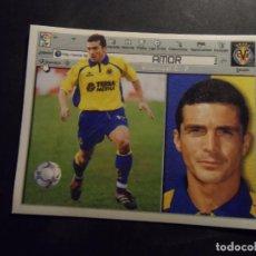 Cromos de Fútbol: AMOR DEL VILLARREAL ALBUM ESTE LIGA 2001 - 2002 ( 01 - 02 ). Lote 294030828