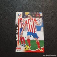 Cromos de Fútbol: RAUL GARCIA AT MADRID PANINI MEGACRACKS 14 15 CROMO FUTBOL LIGA 2014 2015 - A54 - 49. Lote 294032403