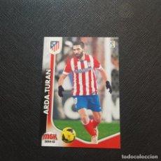 Cromos de Fútbol: ARDA TURAN AT MADRID PANINI MEGACRACKS 14 15 CROMO FUTBOL LIGA 2014 2015 - A54 - 48. Lote 294032473