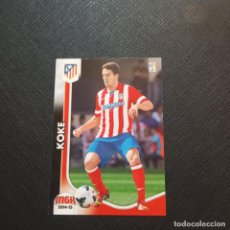 Cromos de Fútbol: KOKE AT MADRID PANINI MEGACRACKS 14 15 CROMO FUTBOL LIGA 2014 2015 - A54 - 47. Lote 294032573