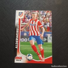 Cromos de Fútbol: ALDERWEIRELD AT MADRID PANINI MEGACRACKS 14 15 CROMO FUTBOL LIGA 2014 2015 - A54 - 42. Lote 294032868
