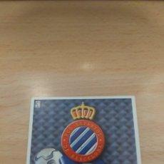 Cromos de Fútbol: CROMO 2000/01 LIGA ESTE. ESCUDO. ESPANYOL. NUNCA PEGADO.. Lote 294376613