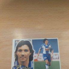 Cromos de Fútbol: CROMO 2000/01 LIGA ESTE. ROTCHEN. ESPANYOL. NUNCA PEGADO.. Lote 294376938