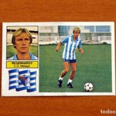 Cromos de Fútbol: MÁLAGA - REGENHARDT - FICHAJE Nº 20 - LIGA 1982-1983, 82-83 - EDICIONES ESTE - NUNCA PEGADO. Lote 294383843