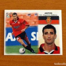 Cromos de Fútbol: MALLORCA - ARPÓN - BAJA - EDICIONES ESTE 1999-2000, 99-00 - NUNCA PEGADO. Lote 294386788