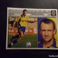 Cromos de Fútbol: CRAIOVEANU DEL VILLARREAL ALBUM ESTE LIGA 2001 - 2002 ( 01 - 02 ). Lote 294458693