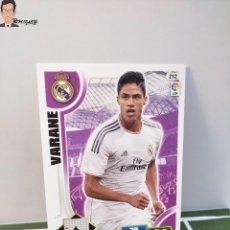 Cromos de Fútbol: VARANE Nº 212 (REAL MADRID) CROMO TARJETA CARD FICHA ADRENALYN PANINI 2013 2014 13 14. Lote 294977063
