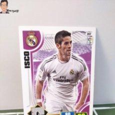 Cromos de Fútbol: ISCO Nº 207 (REAL MADRID) CROMO TARJETA CARD FICHA ADRENALYN PANINI 2013 2014 13 14. Lote 294977298
