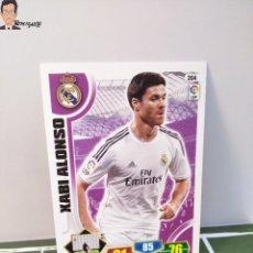 Cromos de Fútbol: XABI ALONSO Nº 204 (REAL MADRID) CROMO TARJETA CARD FICHA ADRENALYN PANINI 2013 2014 13 14. Lote 294977438