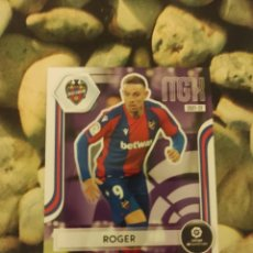 Cromos de Fútbol: 215 ROGER LEVANTE MEGACRACKS 2021 2022 21 22 MEGA CRACKS MGK. Lote 294995388