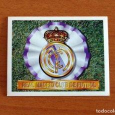 Cromos de Fútbol: REAL MADRID - ESCUDO - EDICIONES ESTE 1994-1995, 94-95 - NUNCA PEGADO. Lote 295290518