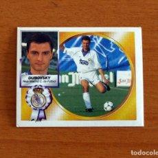 Cromos de Fútbol: REAL MADRID - DUBOVSKY - EDICIONES ESTE 1994-1995, 94-95 - NUNCA PEGADO. Lote 295290583