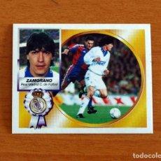 Cromos de Fútbol: REAL MADRID - ZAMORANO - COLOCA - EDICIONES ESTE 1994-1995, 94-95 - NUNCA PEGADO. Lote 295290678